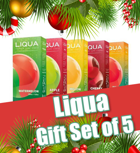 LIQUA GIFT SET OF 5