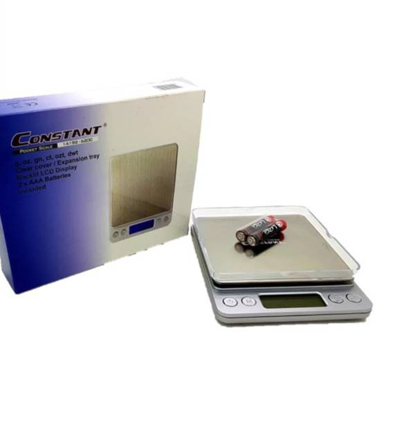 Constant Pocket Scale 14192-620C