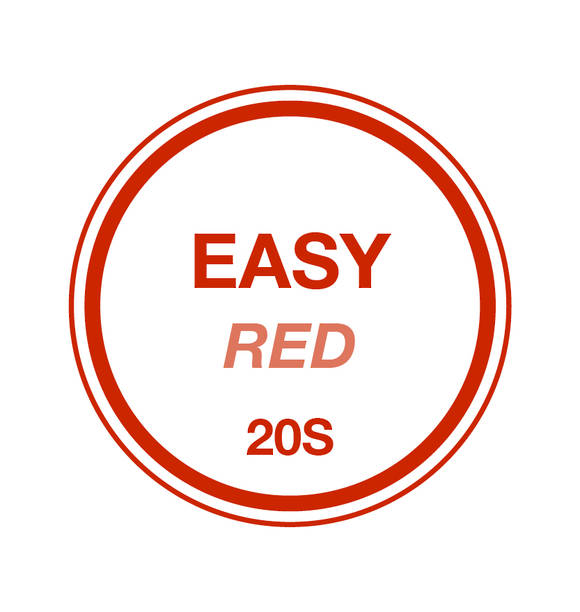 Easy Red 20s
