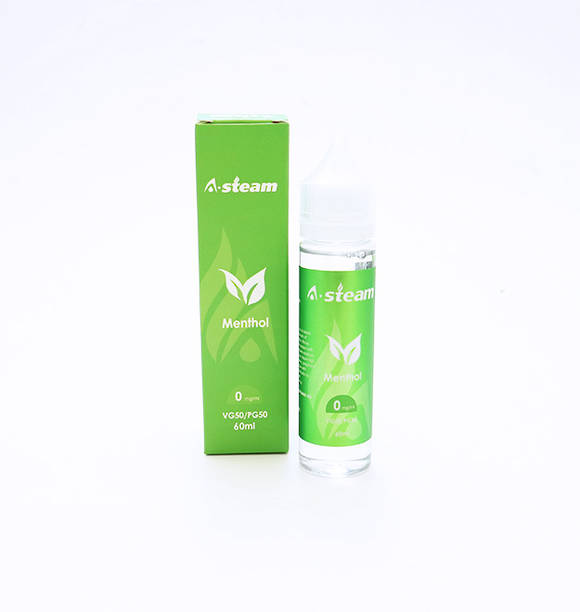 Steam E-Juice Menthol 60ml
