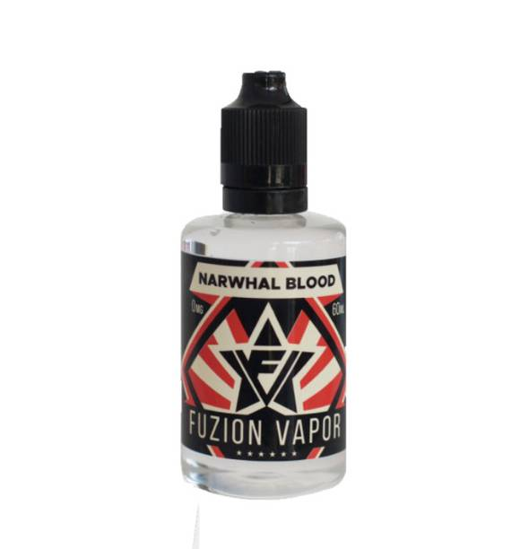 AMERICAN PREMIUM E-JUICE NARWHAL BLOOD - FUZION E-JUICE 30ML