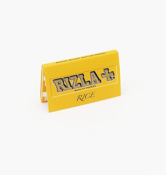 RIZLA Double Papers Yellow Single Pack