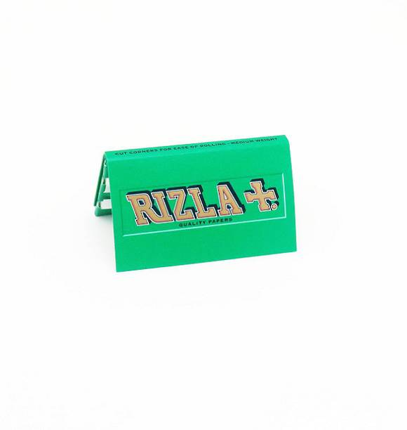 RIZLA Double Papers Green Single Pack