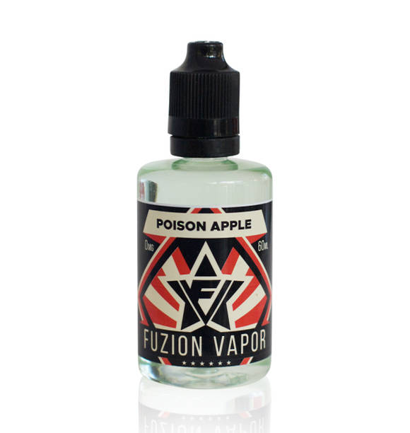 American Premium E-juice POISON APPLE - FUZION E-JUICE 30ML