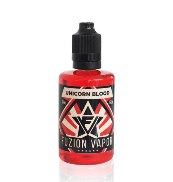 American Premium E-juice UNICORN BLOOD - FUZION E-JUICE 30ML