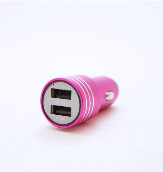 Universal USB car charger.
