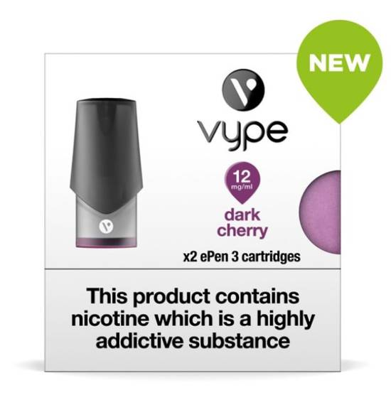 Vype ePen 3 vPro Dark Cherry  - One Single Pod