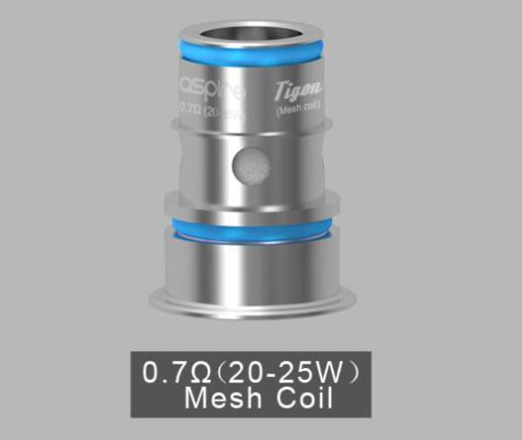 Tigon Replacement Mesh Coil 0.7ohm