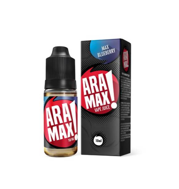 Aramax Max Blueberry E-Liquid