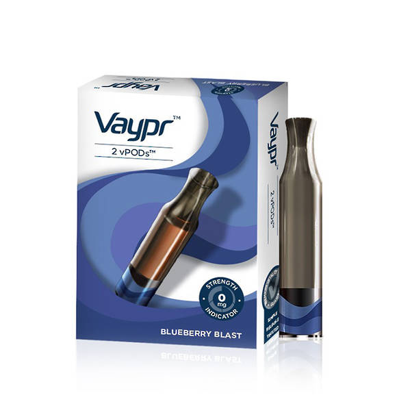 Vaypr Pods --- Blueberry 2 Pods