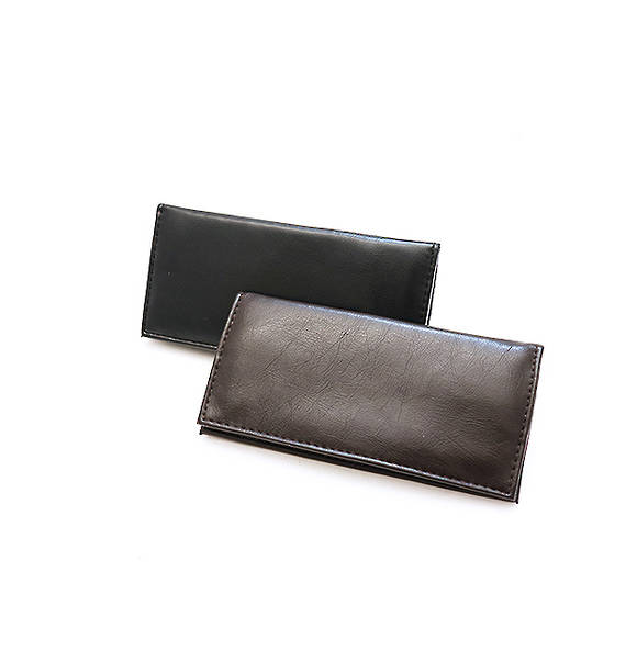 Small Smooth Leather Tobacco Pouch