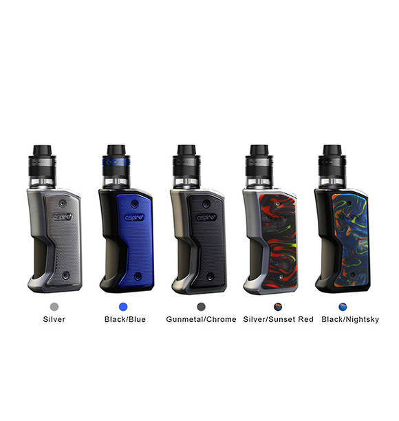 Aspire Feedlink Revvo Kit + 2 Batteries