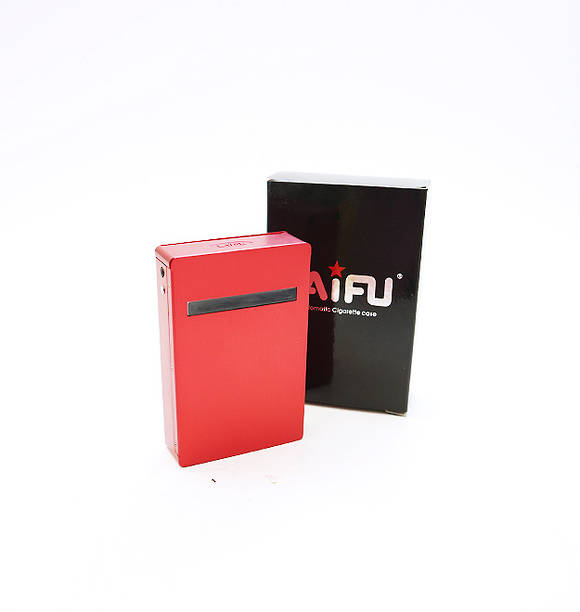 Sleek Cigarette Case