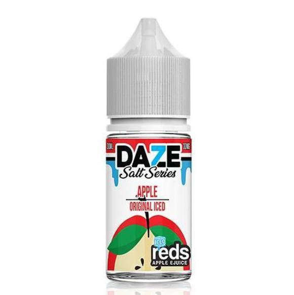 7DAZE - (NIC-SALT) Iced Apple 30ml