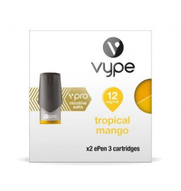 Vype ePen 3 vPro Tropical Mango  - One Single Pod