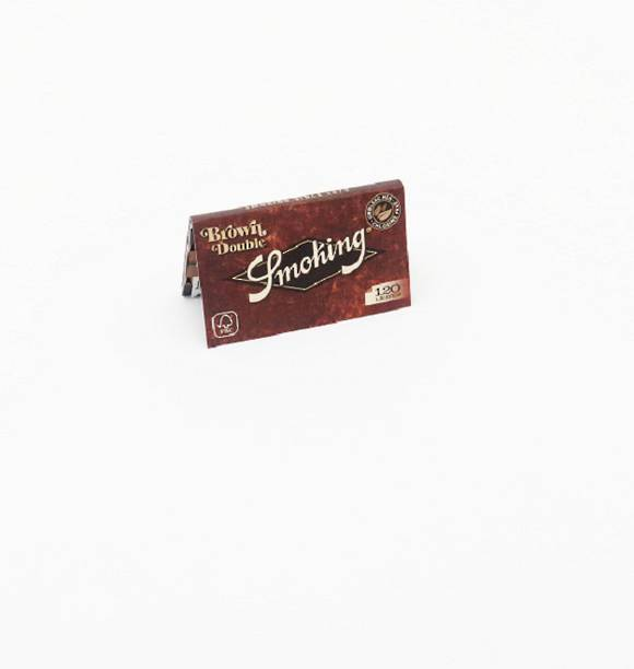 Smoking Rolling Paper Brown Single Pack