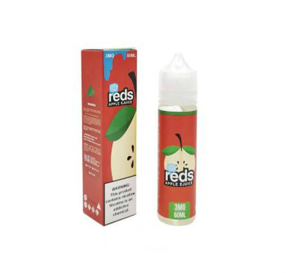 7DAZE - Reds Iced Apple 60ml