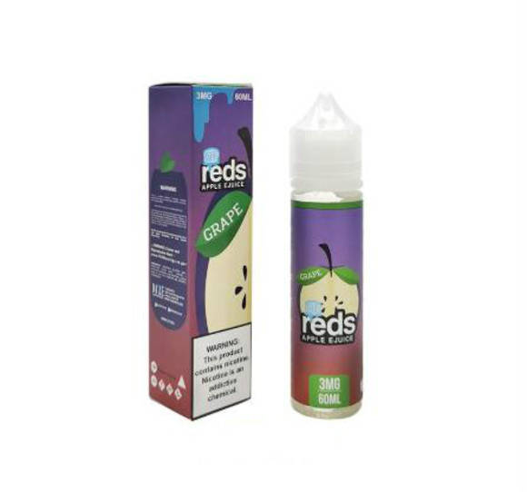 7DAZE - Reds Iced Apple Grape 60ml