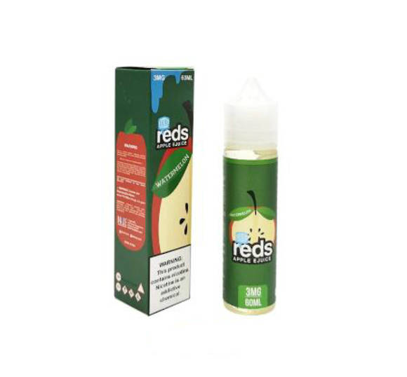 7DAZE - Reds Iced Apple Watermelon 60ml