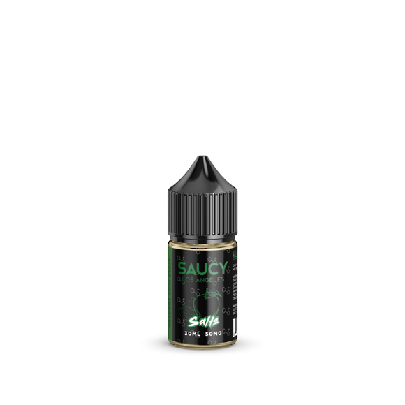 SAUCY SALTS – APPLE MINT TOBACCO 30ml